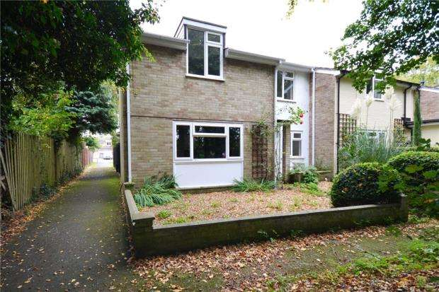3 Bedrooms End Of Terrace House for sale in Clayton Close, Hartley Wintney, Hook