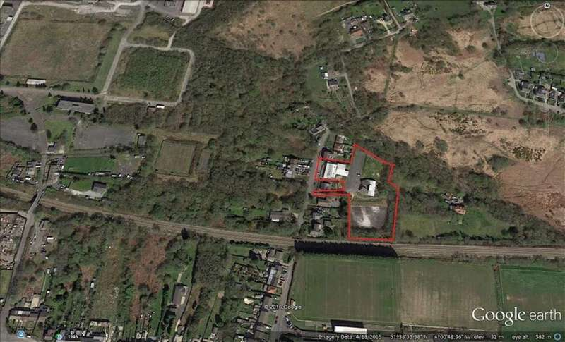 Land Commercial for sale in Roseland Road , Waunarlwydd RFC, Swansea, Swansea