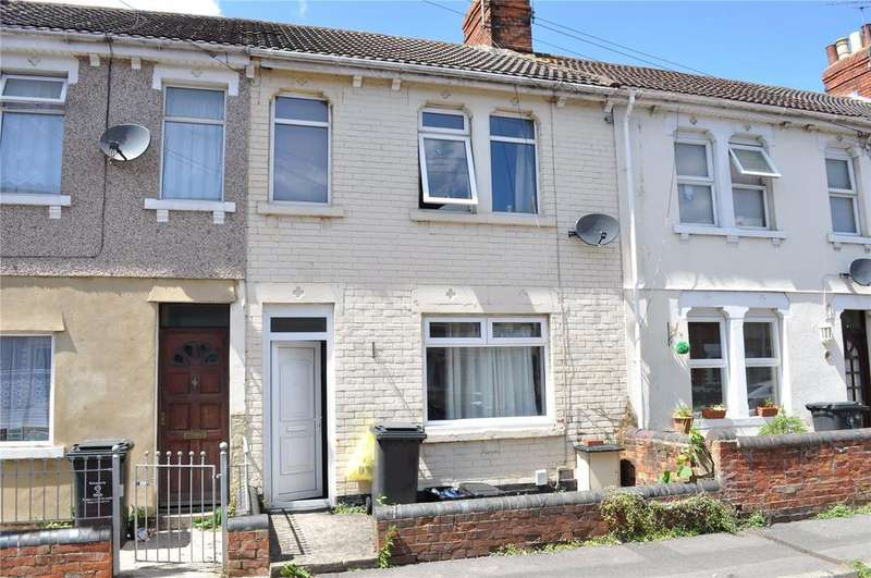 2 Bedrooms Terraced House for sale in Albion Street, Swindon, Wiltshire, SN1