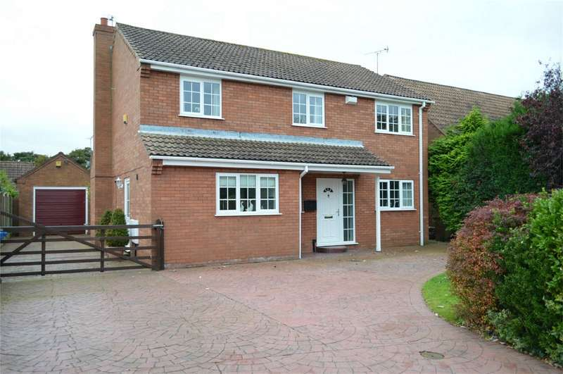 4 Bedrooms Detached House for sale in 73 Cheyne Walk, HORNSEA, East Riding of Yorkshire