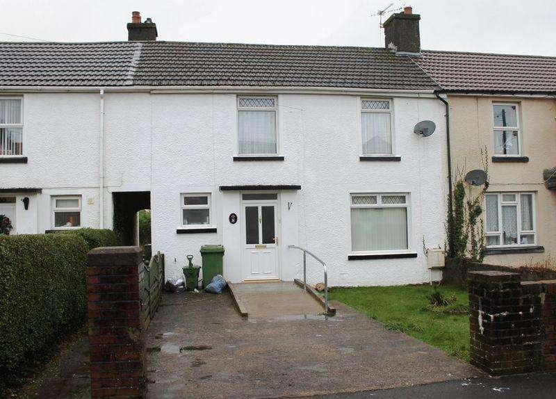 3 Bedrooms Terraced House for sale in Aelfryn, Llanharry, CF72 9LQ