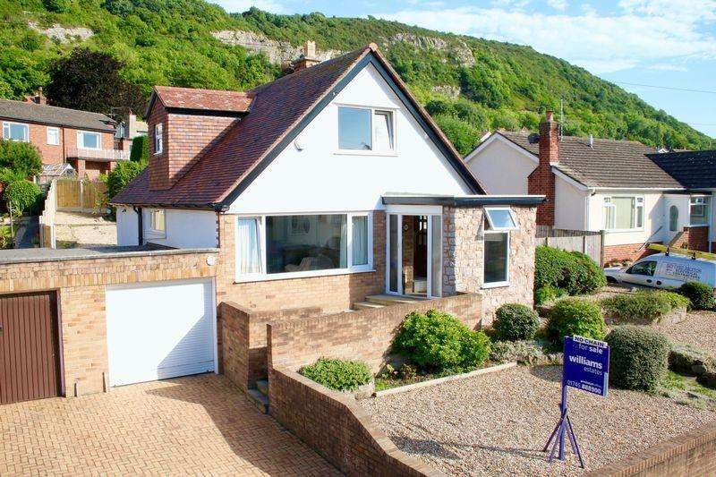 2 Bedrooms Detached Bungalow for sale in Stoneby Drive, Prestatyn