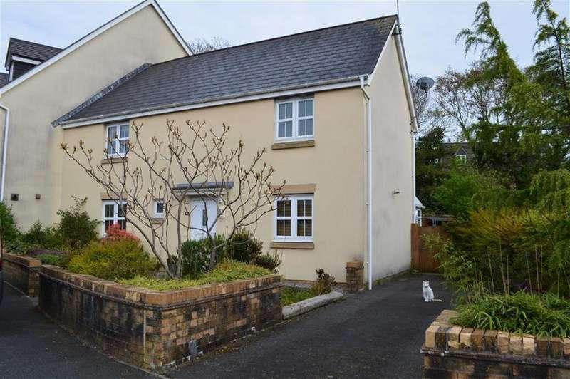 3 Bedrooms Link Detached House for sale in Llwyn Teg, Swansea, SA5