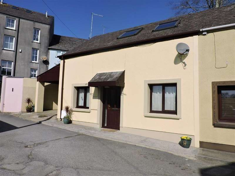 2 Bedrooms End Of Terrace House for sale in Malt Yard, Narberth, Pembrokeshire