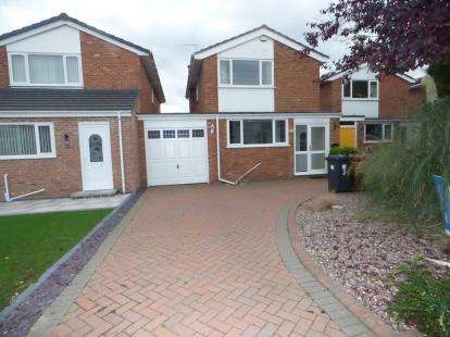 3 Bedrooms Detached House for sale in Turnacre, Formby, Liverpool, Merseyside, L37