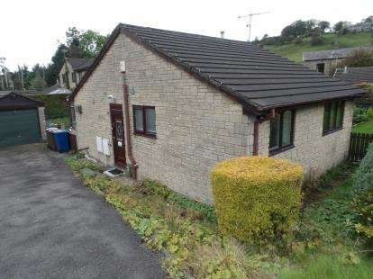 2 Bedrooms Bungalow for sale in Brandwood Park, Bacup, Lancashire, OL13