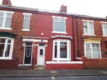 2 Bedrooms Terraced House for sale in Trajan Street, South Shields, Tyne and Wear, NE33