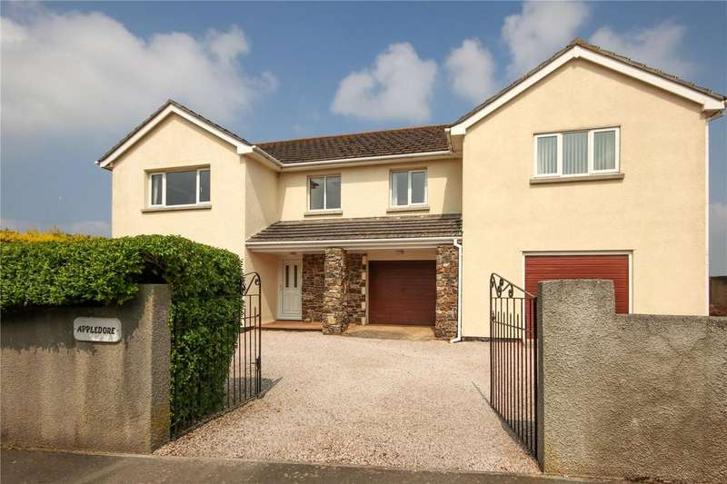 5 Bedrooms Detached House for sale in Island View, Thurlestone, Kingsbridge, Devon, TQ7