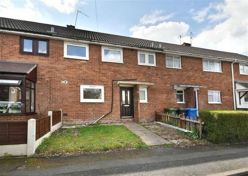 3 Bedrooms Terraced House for sale in 6, Lilac Drive, Wombourne, Wolverhampton, South Staffordshire, WV5