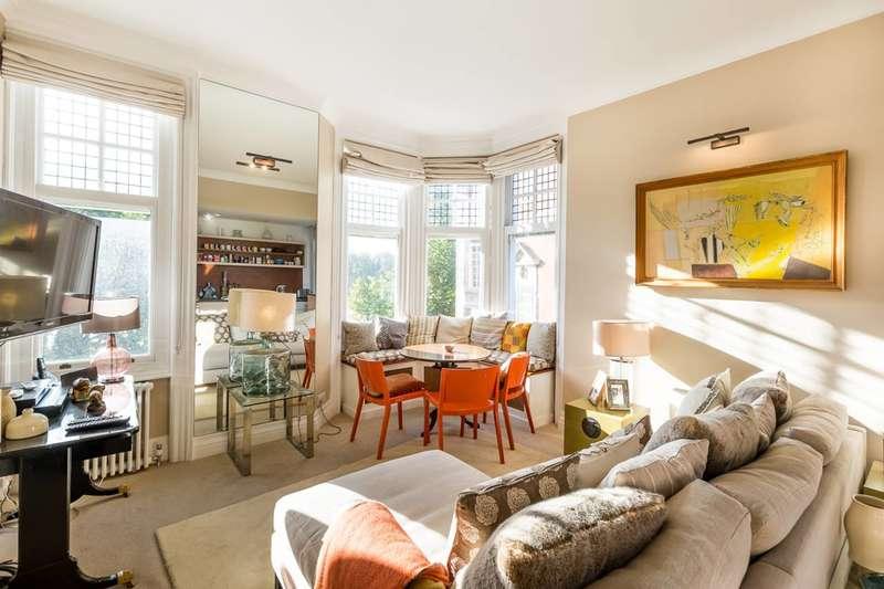 1 Bedroom Flat for sale in Embankment Gardens, Chelsea, SW3