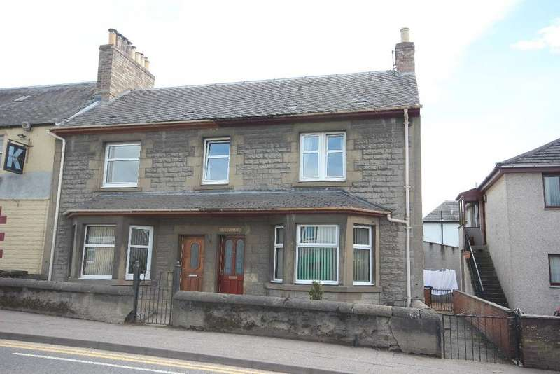 3 Bedrooms Semi Detached House for sale in Angus Road, Scone, Perthshire , PH2 6QU