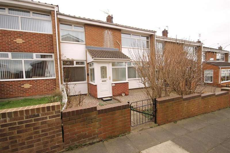 3 Bedrooms Terraced House for sale in Conway Walk, Hartlepool