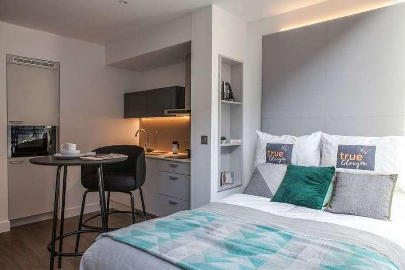 1 Bedroom Apartment Flat for rent in Kelvinhaugh Street, Finnieston, Glasgow, G3 8PX