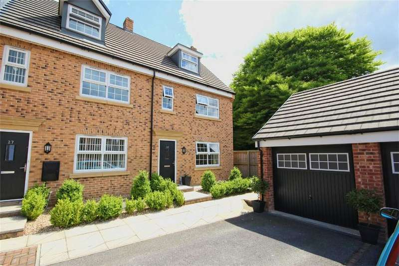 4 Bedrooms End Of Terrace House for sale in Cleminson Gardens, Cottingham, East Riding of Yorkshire