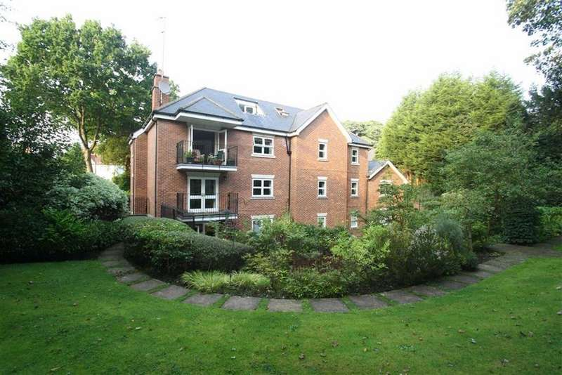 2 Bedrooms Apartment Flat for sale in Styal Road, Wilmslow