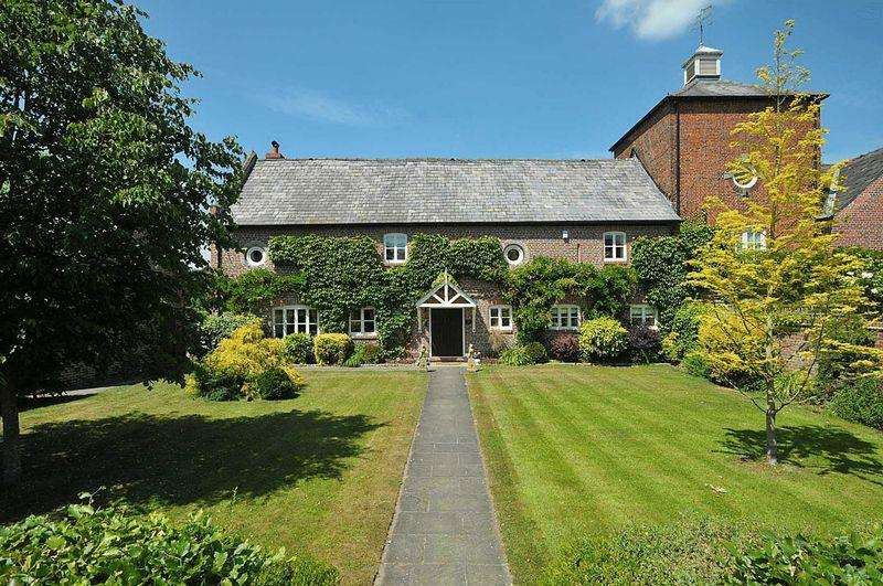 5 Bedrooms Country House Character Property for sale in Swettenham Hall Estate, Swettenham