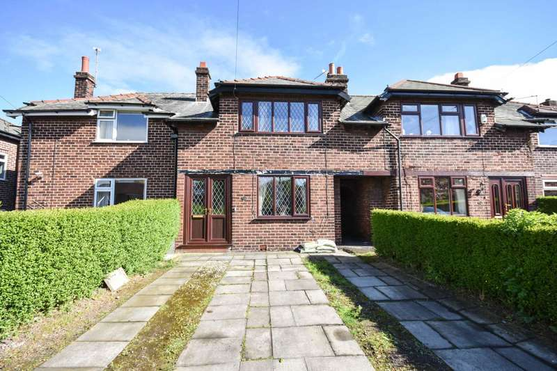 3 Bedrooms Terraced House for sale in DICKENS LANE, POYNTON