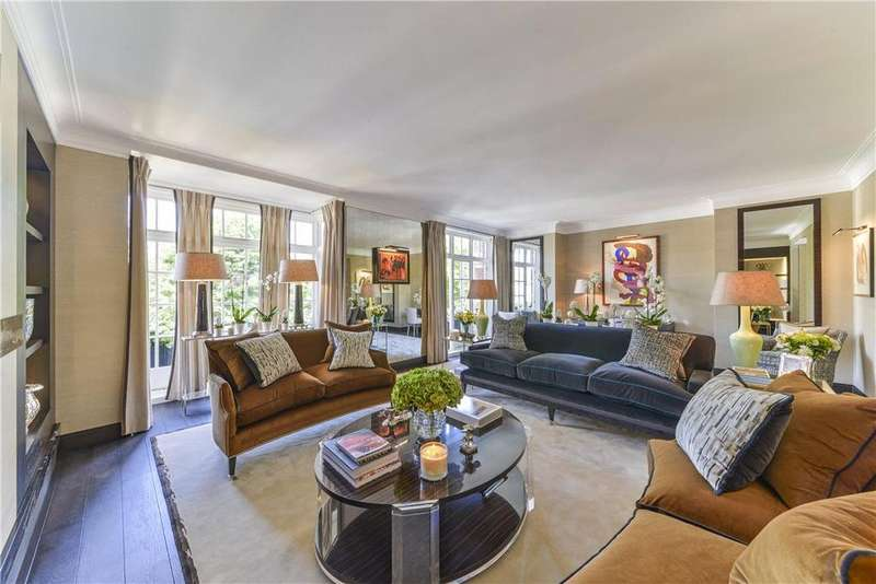 2 Bedrooms Flat for sale in Eresby House, Rutland Gate, Knightsbridge, London, SW7