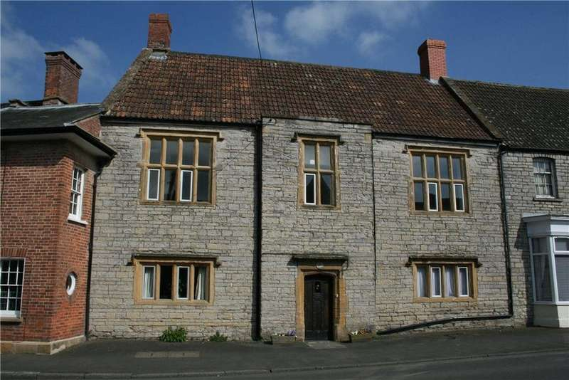 5 Bedrooms Terraced House for sale in High Street, Queen Camel, Yeovil, Somerset, BA22