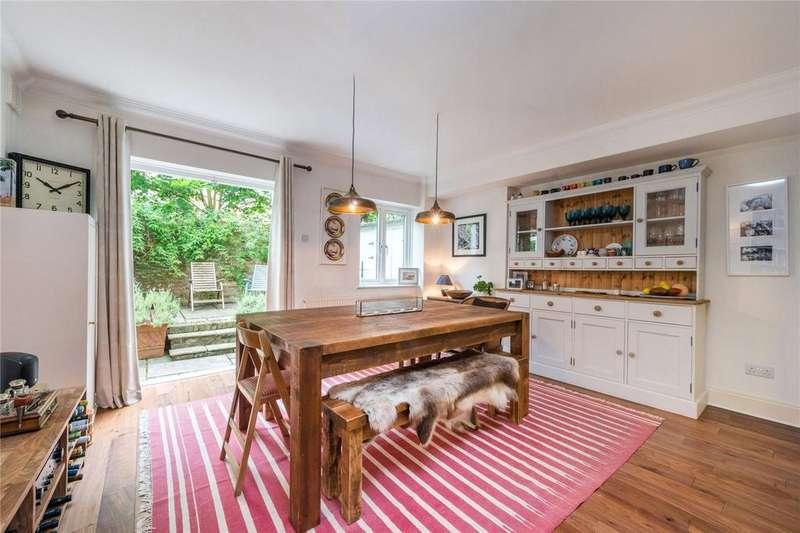 2 Bedrooms Flat for sale in Crossley Street, Holloway, London