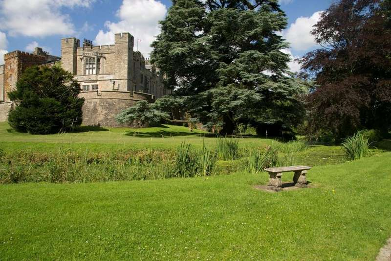 3 Bedrooms Apartment Flat for sale in The Tunstall, Thurland Castle, Tunstall, LA6 2QR
