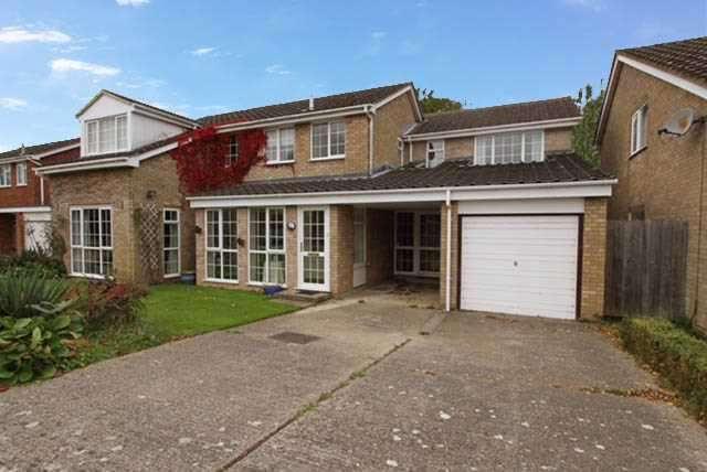 4 Bedrooms Detached House for sale in Long Perry, Capel St. Mary