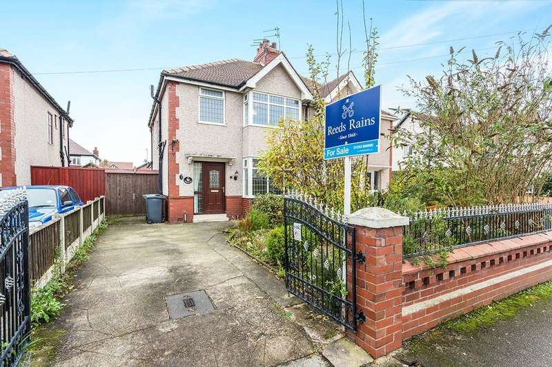3 Bedrooms Semi Detached House for sale in Birch Avenue, Thornton-Cleveleys, FY5