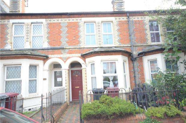 2 Bedrooms Terraced House for sale in Highgrove Street, Reading, Berkshire