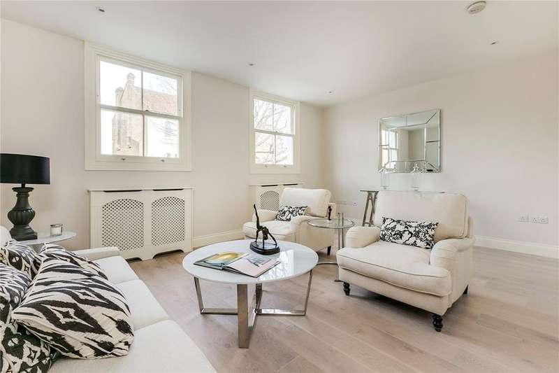 2 Bedrooms Flat for sale in St. John's Hill, Battersea, London