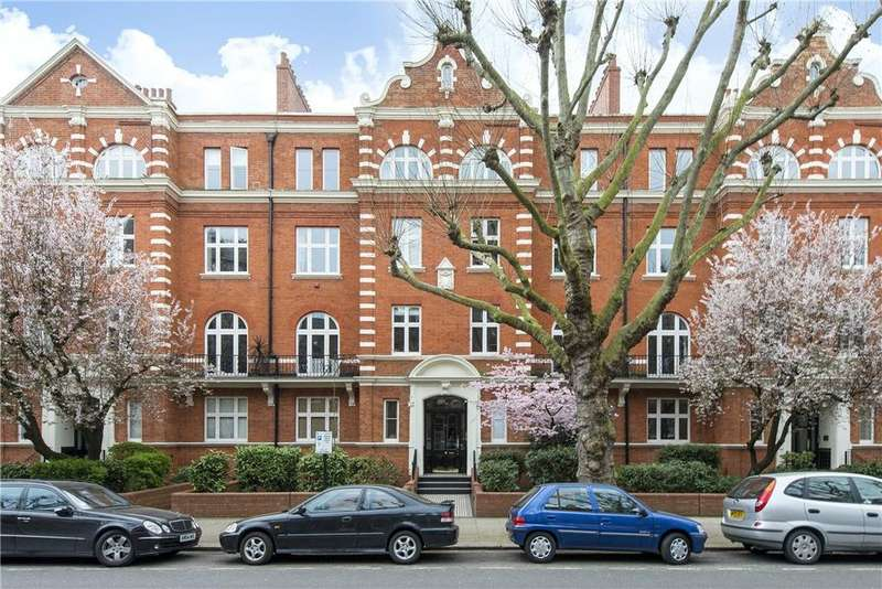 3 Bedrooms Flat for sale in Carlton Mansions, 207 Randolph Avenue, London, W9