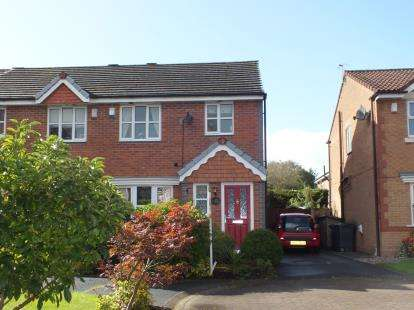 3 Bedrooms Semi Detached House for sale in Hedgerows Road, Leyland, Preston, .