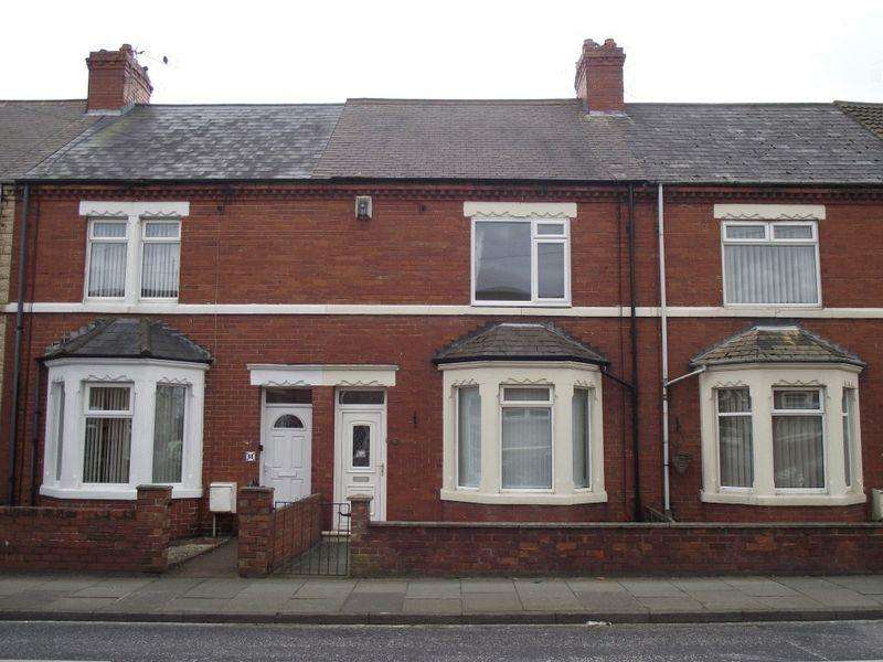 2 Bedrooms Terraced House for rent in Newbiggin Road, Ashington, Two Bedroom Terraced House