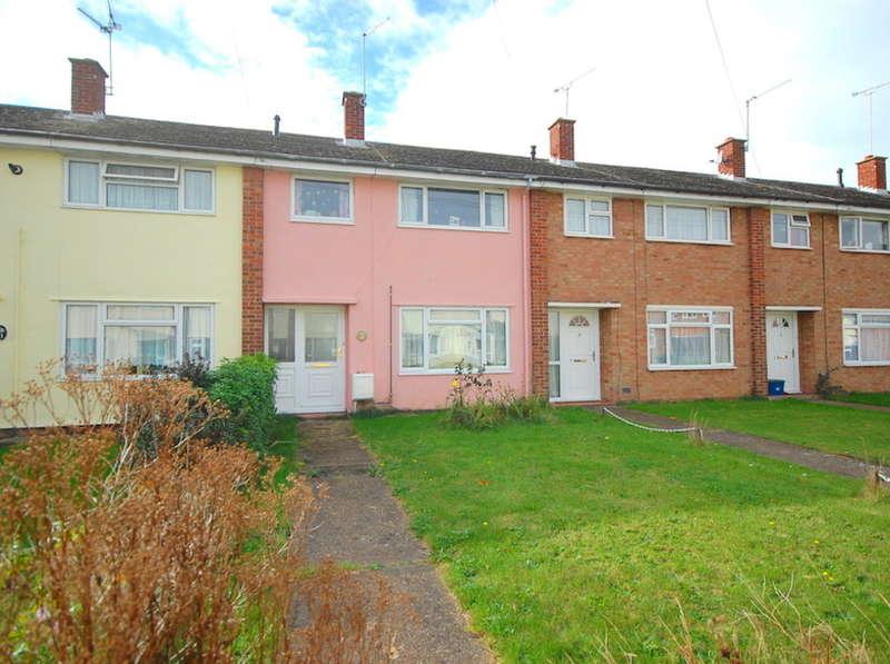 3 Bedrooms Terraced House for sale in Chestnut Avenue, Heybridge, Maldon, CM9