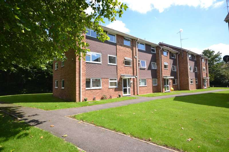 2 Bedrooms Apartment Flat for sale in Dorchester Court, Reading