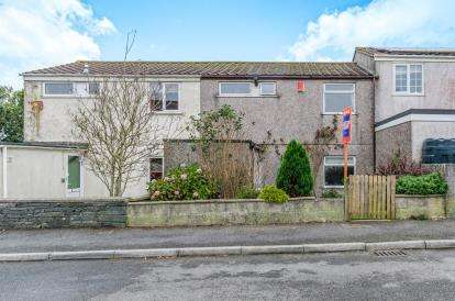2 Bedrooms Terraced House for sale in Four Lanes, Redruth, Cornwall