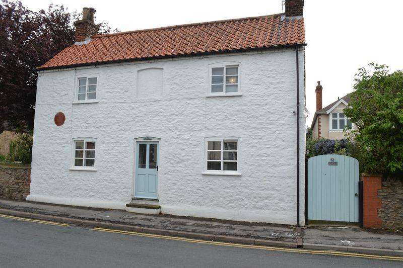 3 Bedrooms Cottage House for sale in Old Brumby Street, Scunthorpe