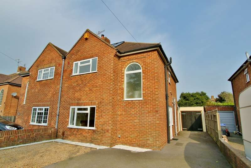 3 Bedrooms Semi Detached House for sale in Adversane Road, Worthing, BN14