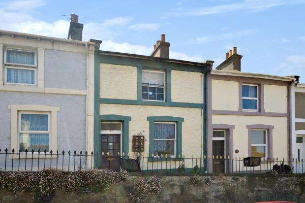2 Bedrooms Terraced House for sale in Princes Road, Torquay, Devon