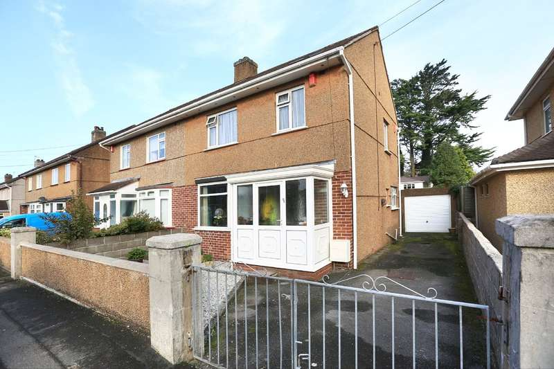 3 Bedrooms Semi Detached House for sale in Oreston, Plymouth