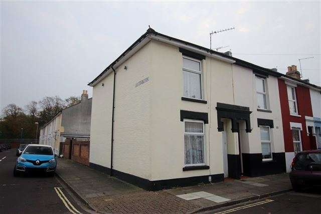 2 Bedrooms End Of Terrace House for sale in Glencoe Road, Portsmouth, Hampshire, PO1 5RP
