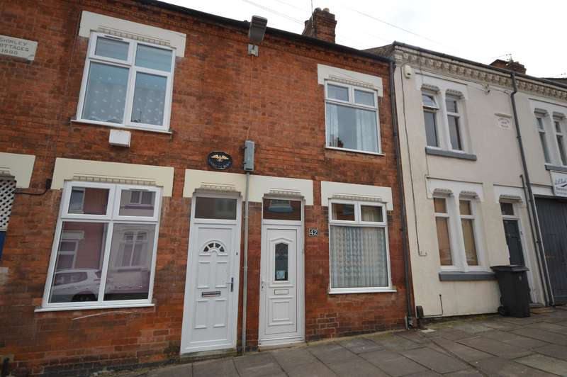 2 Bedrooms Terraced House for sale in Hawthorne Street, Leicester, LE3 9FQ