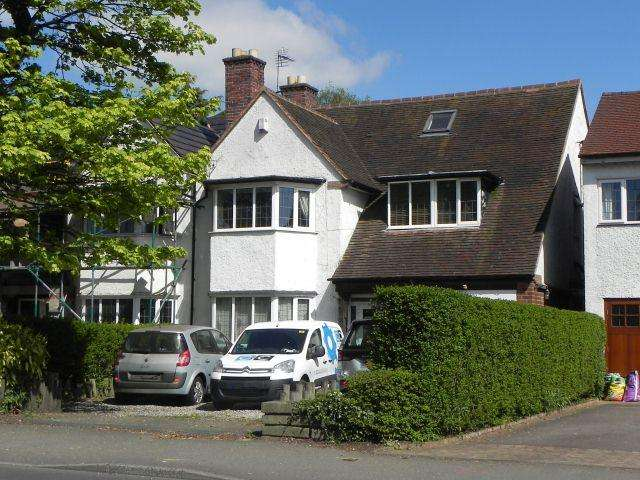 5 Bedrooms Semi Detached House for sale in Walmley Ash Road,Walmley,Sutton Coldfield