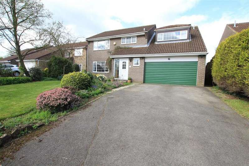 5 Bedrooms Detached House for sale in North Terrace, Aycliffe Village