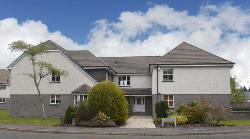 3 Bedrooms Apartment Flat for sale in Windsor Gardens, Gleneagles Village, Auchterarder, Perthshire