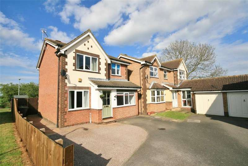 3 Bedrooms Detached House for sale in Taunton Close, Sleaford, NG34
