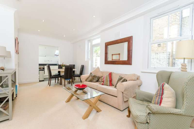 2 Bedrooms Flat for sale in Tamworth Street, West Brompton, SW6