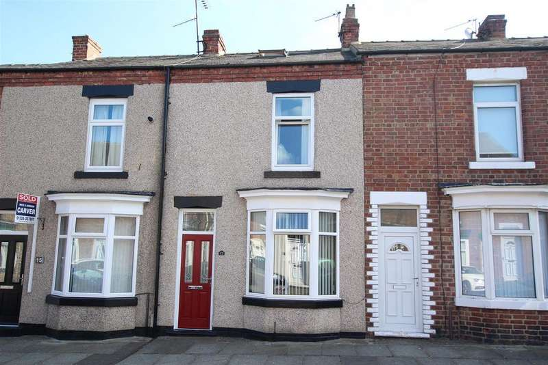 3 Bedrooms Terraced House for sale in Coronation Street, Darlington