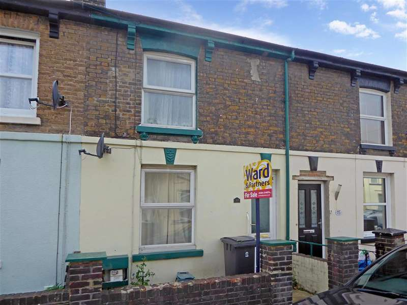 3 Bedrooms Terraced House for sale in Magdala Road, Dover, Kent