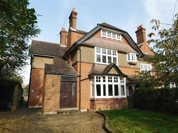 2 Bedrooms Flat for sale in Lovelace Road, Surbiton