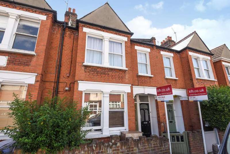 2 Bedrooms Flat for sale in Totterdown Street, Tooting